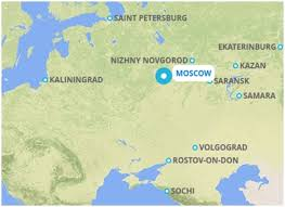 russia world cup cities map fifa world cup russia 2018 sport tours russian tour operator