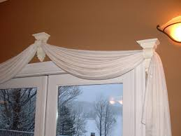window valance ideas hang scarf home decoration scarf curtains