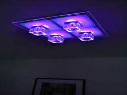 Halogen Ceiling Light Fixtures by Colour Changing Led Ceiling Lights Roselawnlutheran
