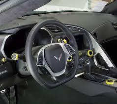 corvette stingray 2014 interior interior knob cover kit fits 2014 2015 corvette c7 stingray z06