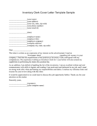 Examples Of Resume Title by Cover Letter For Mail Clerk