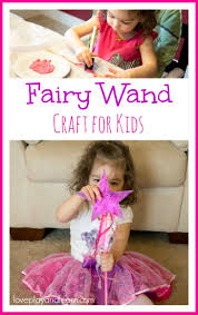 fairy wand craft for kids great for kids who love fairies and