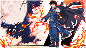 colonel mustang wallpaper roy mustang alchemist by shadowhatesomochao on