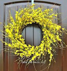 spring door wreaths pinterest front door wreaths spring wreath wreaths yellow