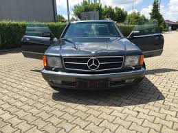 mercedes 560 sec coupe for sale mercedes sec cars for sale trader