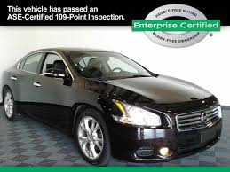 used black nissan maxima for sale edmunds