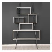 la folie u0027 bookshelf light grey grey laurette design children