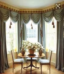 Window Curtains And Drapes Ideas 241 Best Bay Window Treatments Images On Pinterest Bay Window