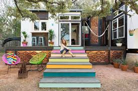 Tiny House Square Feet by Former