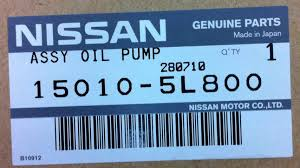 nissan skyline price in pakistan nissan skyline r33 r34 stagea wgnc34 rb25det genuine oil pump