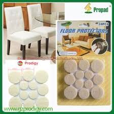 Felt Pads For Chairs Furniture Floor Protector Pads Put Or Stick Under The Feet Of