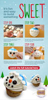 best 25 snowman cupcakes ideas on pinterest images of snowman
