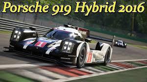 porsche hybrid 919 porsche 919 hybrid 2016 assetto corsa porsche pack 3 gameplay