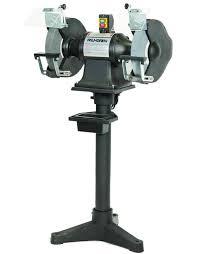 bench grinders 12 2hp 220v 3ph grinder w pedestal stand u0026 dust
