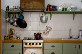 cuisine blanche et verte deco cuisine blanche et verte