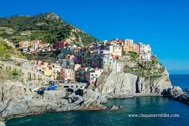 Cinque Terre Italy Map Visiting The Cinque Terre 5 Villages