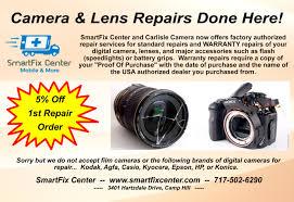 camera brands smartfix center