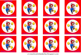printable super mario bros