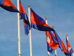 Cambodia Flag Into Cambodia U2013 Khone Phapheng Laos To Stung Treng Cambodia 77