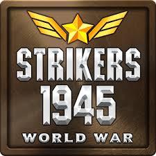 strikers 1945 apk strikers 1945 world war hack codes no mod apk