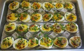 deviled egg serving tray transport deviled eggs make and serve deviled eggs kittycooks
