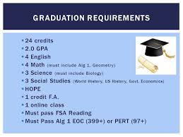 online geometry class for high school credit east lake high school guidance presentation ppt online