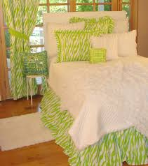 modern simple teenage girl bedroom design ideas with metal bed beautiful white brown wood glass cool design interior bedroom lime green cover bed cushion create