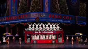 radio city christmas spectacular tickets sales msg