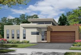 one story modern house plans single storey modern home designs studio design best home