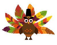 thanksgiving colorful turkey royalty free stock photos image