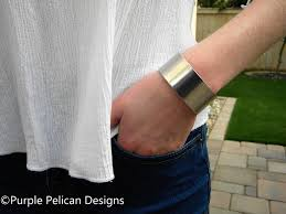 ankle cuff bracelet images Phenomenal woman maya angelou poem cuff bracelet purple pelican jpg
