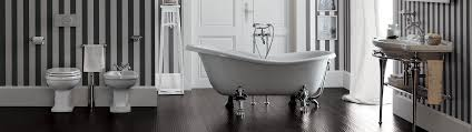 retro style for the bathtub