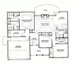 3 bedroom floor plan 3 bedroom floor plan house plan ideas