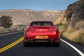 first drive 2017 infiniti qx30 2017 infiniti q60 red sport 400 first drive review automobile