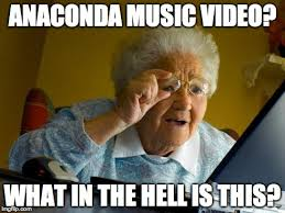Music Video Meme - grandma finds the internet meme imgflip
