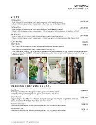 Wedding Videography Prices Tirtha Uluwatu Wedding Package
