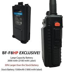 Radio Romania Online Gratis Amazon Com Baofeng Bf F8hp Uv 5r 3rd Gen 8 Watt Dual Band Two