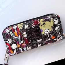 21 disney handbags the nightmare before wallet by