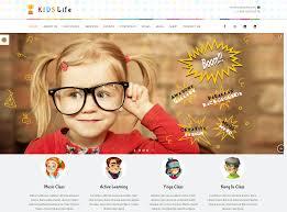 15 fresh free and premium kids oriented wordpress themes gt3 themes