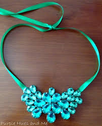diy necklace statement images Diy statement necklace how to make a pendant necklace jewelry jpg