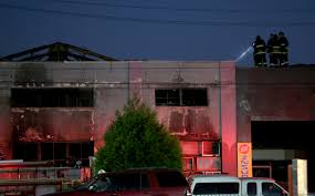 North Bay Fire Hall Ny by Oakland Warehouse Fire Inspectors Launched Probe Last Month