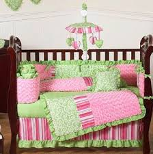 Animal Print Crib Bedding Sets Silver Damask Bedding This Custom 3 Pc Baby Crib Bedding