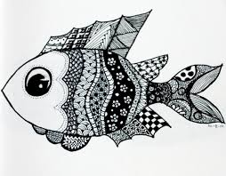 how to make a zendoodle zendoodle fishy omg this diy s i can t wait to try