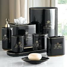 Black And Gold Bathroom Rugs Gold Bathroom Rug Sets Or Black And Gold Bath Mat