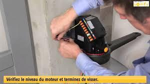 Interphone Video Blyss by Comment Installation De Motorisation De Portail Battant Evolvia
