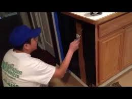 cost to gel stain kitchen cabinets gel stain glazing kitchen cabinet walnut cost effective