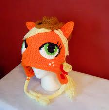 My Little Pony Halloween Costume My Little Pony Applejack Hat Mlp Halloween Costume Birthday