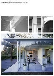 American Home Design Los Angeles Zack House Brentwood 1953 Craig Ellwood Architect Mid Century