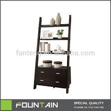 corner floor standing wood bookcase narrow bookshelf buy narrow