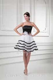 black and white cocktail dress dress ty